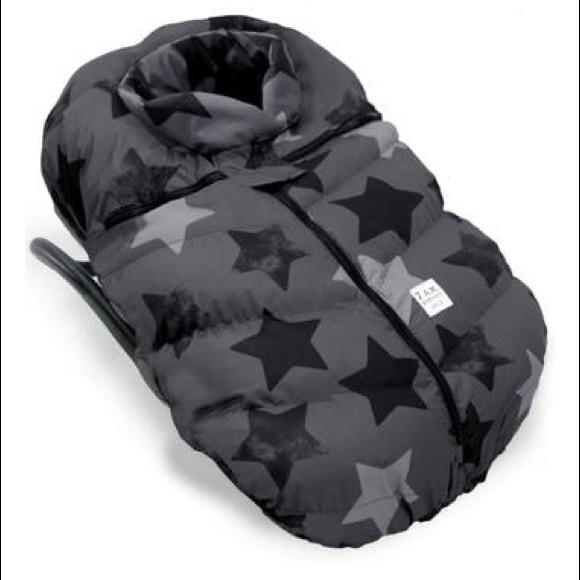 Mint condition! 7am enfants infant car seat cover